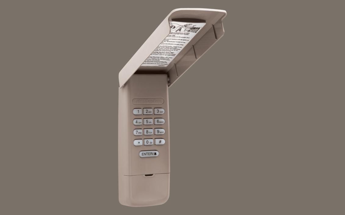 Wireless Keyless Entry System 877LM