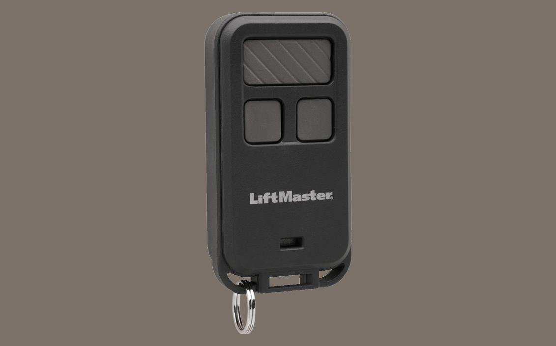 3-Button Mini Remote Control 890MAX