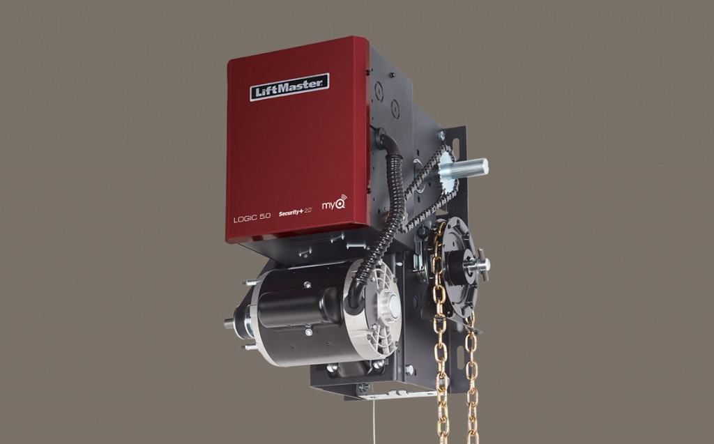 Door Lock Hoist/Jackshaft Operator