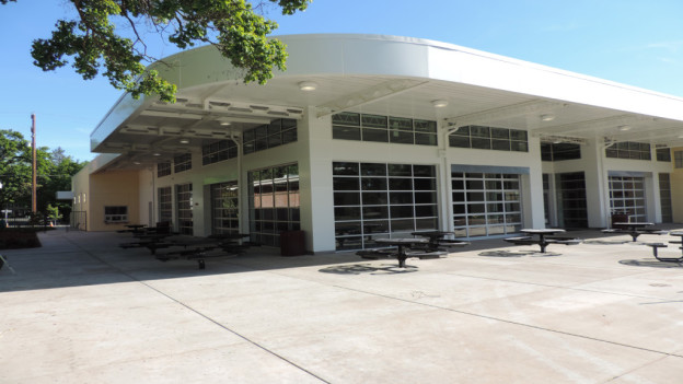 Chico High School, Lincoln Center (Dining)