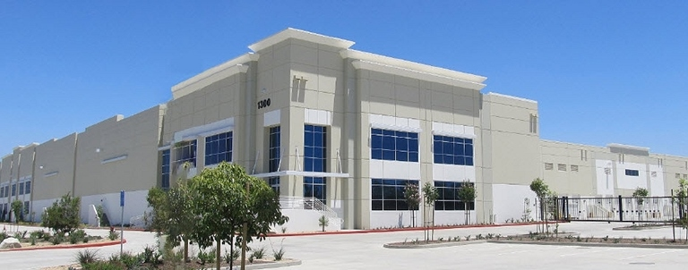 Redlands Distribution Center Commercial Project