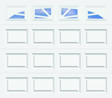 218 Traditional Panel - Williamsburg - Single Door