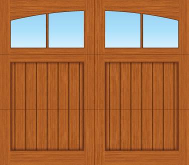 C002A - Single Door Single Arch