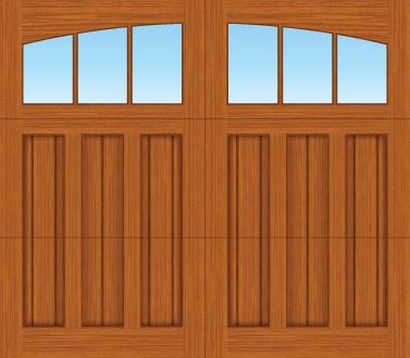 C203A - Single Door Single Arch