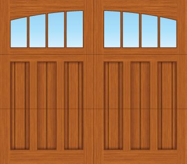 C204A - Single Door Single Arch