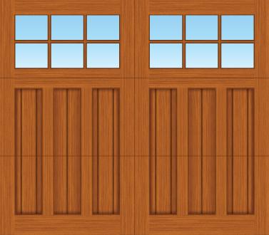 C206S - Single Door