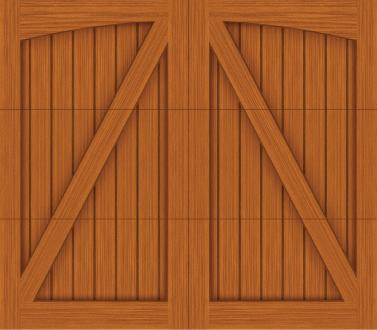 CA00A - Single Door Single Arch