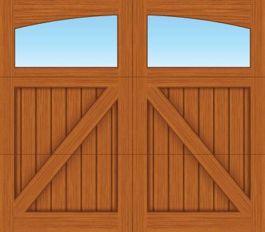 CA01A - Single Door Single Arch