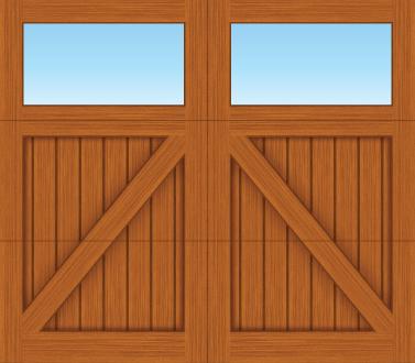 CA01S - Single Door