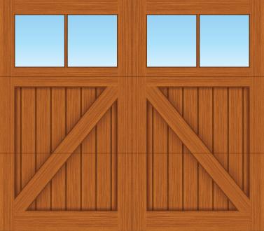 CA02S - Single Door