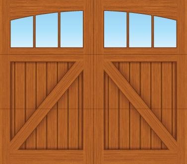 CA03A - Single Door Single Arch