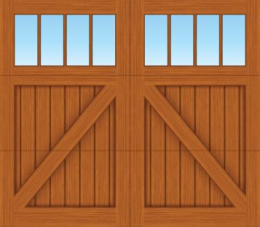 CA04S - Single Door