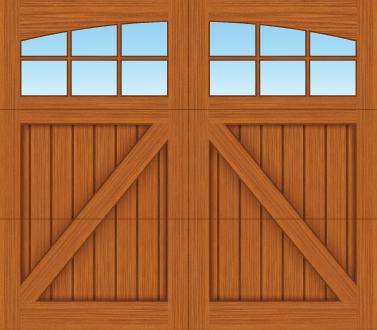 CA06A - Single Door Single Arch