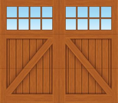 CA08S - Single Door