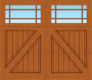 CA09S - Single Door