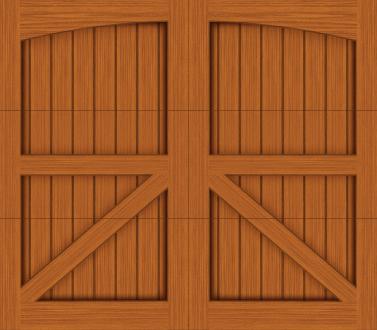 CAM0A - Single Door Single Arch