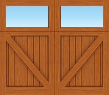 CV01S - Single Door