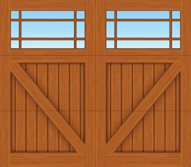 CV09S - Single Door