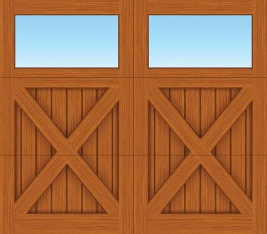CX01S - Single Door