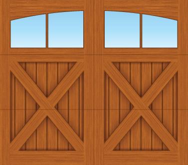 CX02A - Single Door Single Arch