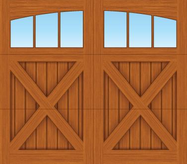 CX03A - Single Door Single Arch