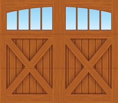 CX04A - Single Door Single Arch