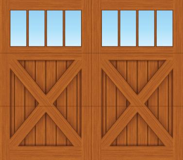 CX04S - Single Door