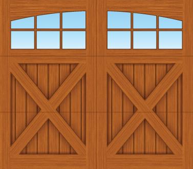 CX06A - Single Door Single Arch