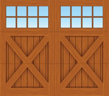 CX08S - Single Door