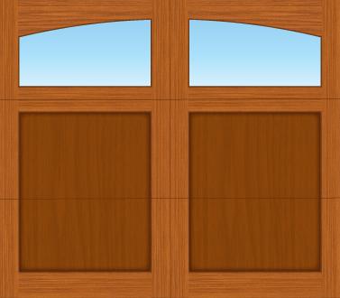 E001A - Single Door Single Arch