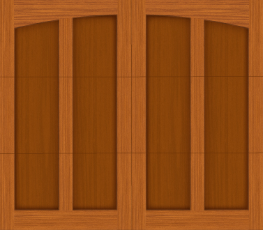 E100A - Single Door Single Arch