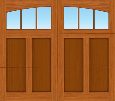 E103A - Single Door Single Arch