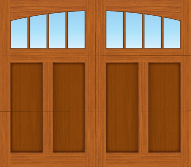 E104A - Single Door Single Arch