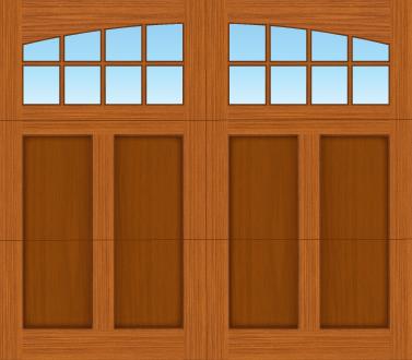 E108A - Single Door Single Arch