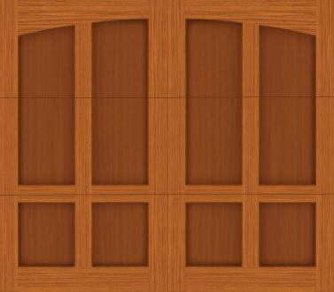 E1L0A - Single Door Single Arch
