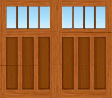 E204S - Single Door