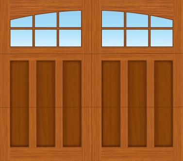 E206A - Single Door Single Arch