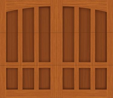 E2L0A - Single Door Single Arch