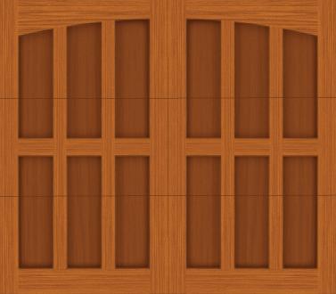 E2M0A - Single Door Single Arch