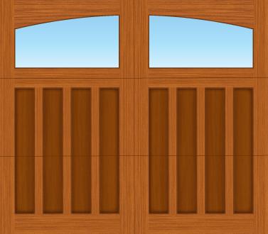 E301A - Single Door Single Arch