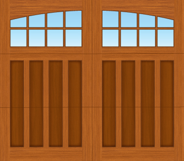 E308A - Single Door Single Arch