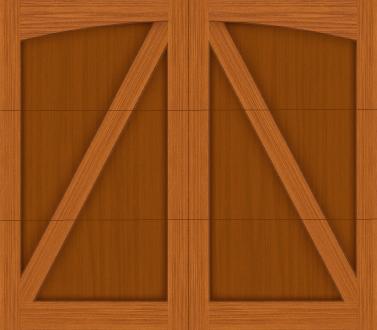 EA00A - Single Door Single Arch