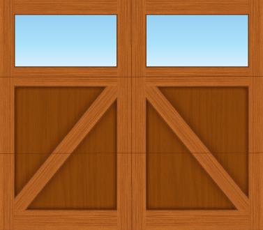 EA01S - Single Door