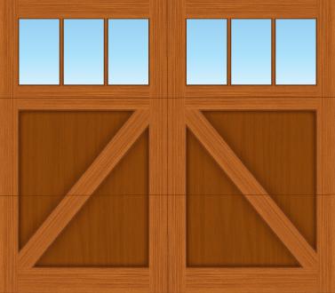 EA03S - Single Door