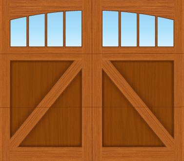 EA04A - Single Door Single Arch