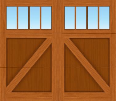 EA04S - Single Door