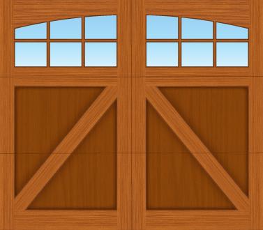 EA06A - Single Door Single Arch