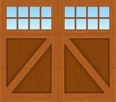 EA08S - Single Door