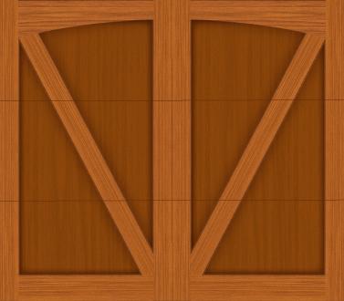 EV00A - Single Door Single Arch