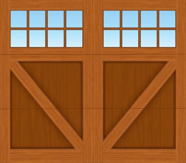 EV08S - Single Door